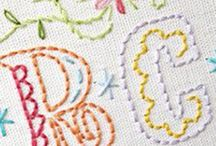 Embroidery / by Tasha Roe
