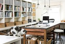 Office and Organization  / by Tasha Roe
