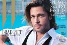 Brad Pitt / by Julie Keeter