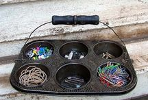 DIY   Repurpose. Reuse. Revamp  / by Bonnie Noga