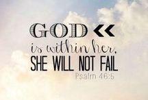 Faith / Inspirational Faith-isms