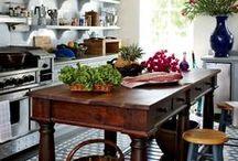 interiors...kitchens / by Ingrid Sherwood
