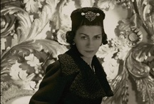 "CHANEL ~ Coco, The Woman / ""In order to be irreplaceable, one must always be different.""  Gabrielle ""Coco"" Chanel  1883~1971"