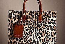 handbags / by Ingrid Sherwood