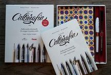 Calligraphy ~ Supplies & Products ~ favorites / by JSP