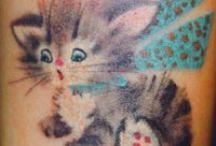 Art & Design ~ Tattoo Art... / Beautiful as Art on canvas, but not on my skin! / by JSP
