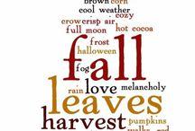 fall...... / by Heidi Butler