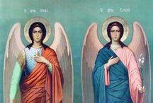 angels / by Ingrid Sherwood