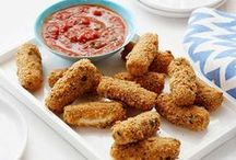 Appetizers / by Food Network's Healthy Eats