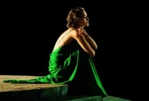 Atonement ~ That Green Gown / by Julie Keeter