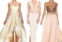 GOWNS / by Rachel Sevin