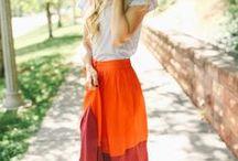 Summertime Colorblock