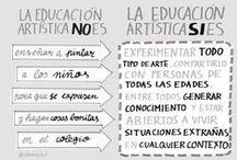 TECNICAS DE EXPRESION 1º BTO1415 / Tablero colaborativo realizado entre los alumnos de la asignatura