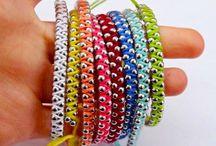 Bracelets for kids / Bracelets for kids / by Bev Hillestad Johnson