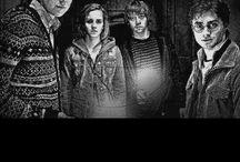 MY LIKES: Harry Potter / by Savannah Cannaday