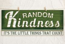 Random Acts of Kindness / Random Acts of Kindness