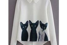 Bluzki i koszule/Blouses&Shirts