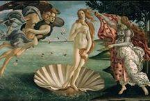Sandro Boticelli(1445-1510)_early renaissance