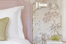 Bedroom ideas / by Elizabeth Jones