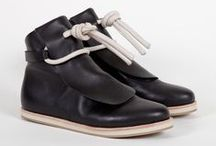 SHOES / Designious shoes for men and women. Only the brave. / by Helvetika