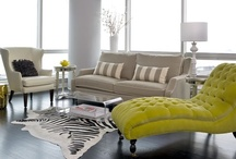 Living Spaces / by Ashly
