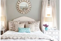 home chic home / decor ideas for a glam, contemporary, cozy home and office