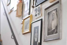 Family Wall Photos / by Janee Kreinheder