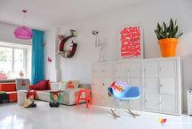 Ideas and Creative Spaces / by Jaqueline Félix