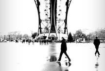 Black & White / by Donna Martinez-Claras