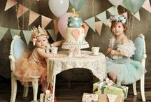Party Pretty / Make your party the talk of the town with these cool party themes and decor ideas.