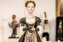 Admired Dolls / by Stephanie Smith