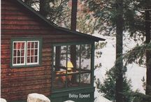 Cabin on the lake / by Kelly Gagnon