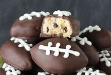 Football / by Spicy Southern Kitchen| Christin Mahrlig