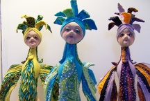 My Creations! Dolls & More! / by Stephanie Smith
