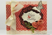 Stampin up only inspired / by Donna Williams