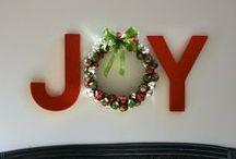 Holiday Decor :) / by Kezzie Woodbury