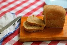 recipe book: bread / by Brooke Field