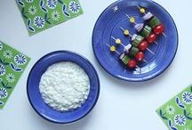 recipe book: sides, appetizers, dips / by Brooke Field