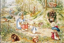 All things Beatrix Potter / by Anne Elkins