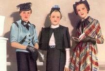 Clothes Design 1930's / by Stephanie Smith