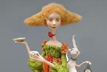 Admired Dolls 3 / by Stephanie Smith