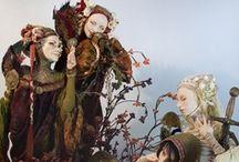 Admired Dolls 4 / by Stephanie Smith