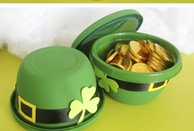 St. Patrick's Day / You don't need luck to have a fantastic St. Patrick's Day! Just follow our board for a collection of arts and crafts, treats, costume ideas and decor suitable for little leprechauns in your family.