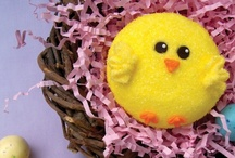 Easter / Some fun ideas, DIY projects ,decor and recipes to prepare you for the arrival of the Easter Bunny.