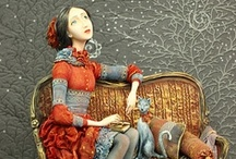 Admired Dolls 6 / by Stephanie Smith