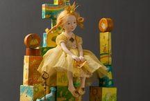 Admired Dolls 8 / by Stephanie Smith