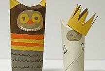 Kids Crafts / by Ashly