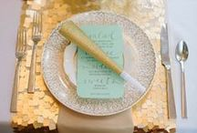 Entertaining | Table Settings / by Ashly