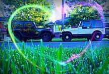 Jeep Thing / by Becca H