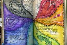 Carpe Librum ~ Book Art / Beautiful Art made from Books
